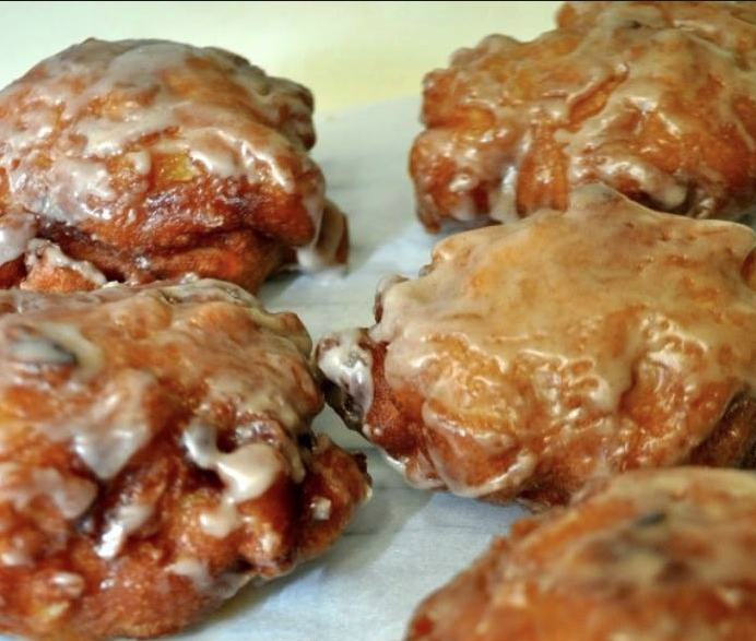 Amish Apple Fritter Page 2 All Recipes Guide